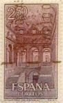 Sellos de Europa - España -  2,50 pesetas 1961