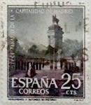 Sellos de Europa - España -  25 céntimos 1961