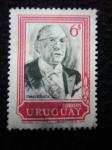 Stamps of the world : Uruguay :  PRESIDENTES DE R.O.U.