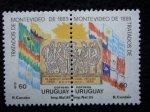 Sellos del Mundo : America : Uruguay :