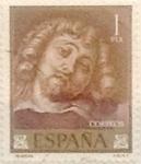 Sellos de Europa - España -  1 peseta 1962