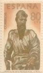 Sellos de Europa - España -  80 céntimos 1962