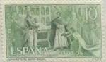 Sellos de Europa - España -  10 pesetas 1962