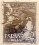 Sellos de Europa - España -  2 pesetas 1962