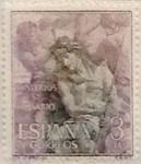Stamps Spain -  3 pesetas 1962