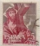 Sellos de Europa - España -  5 pesetas 1962