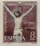 Sellos de Europa - España -  8 pesetas 1962