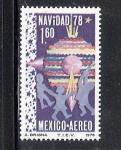 Stamps : America : Mexico :  Navidad