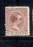 Stamps Philippines -  Alfonso XIII niño