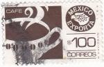 Stamps Mexico -  MEXICO EXPORTA- Café