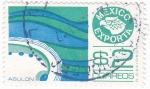 Stamps Mexico -  MEXICO EXPORTA- Abulon