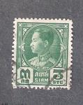 Sellos de Asia - Tailandia -  Rey Prajadhipok, Rama VII