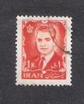 Sellos de Asia - Irán -  Shah Muhammad Reza Pahlevi