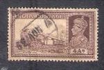Sellos de Asia - India -  Tren postal