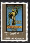 Sellos de Asia - Emiratos Árabes Unidos -  Ummal Qiwain, Olympic Games 1932