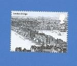 Stamps United Kingdom -  ARQUITECTURA - Puente de Londres