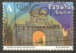 Sellos del Mundo : Europa : España :  Arco de San Benito, Sahagún, León