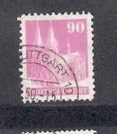 Sellos de Europa - Alemania -  Catedral de Colonia