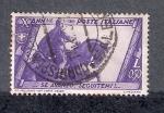 Sellos de Europa - Italia -  Estatua ecuestre de Mussolini