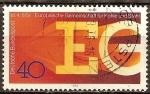 Sellos de Europa - Alemania -  18/04/1951 Comunidad Europea del Carbón y del Acero.