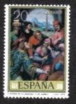 Sellos de Europa - España -  San Esteban en La Sinagoga