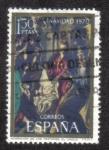 Sellos de Europa - España -  Adoración de Los Pastores
