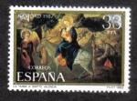 Sellos de Europa - España -  La Huida a Egipto