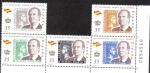Stamps Spain -  150 Aniversario Primer Sello Español
