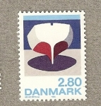 Stamps Europe - Denmark -  Barca