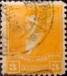 Sellos de America - Argentina -  Intercambio 0,30 usd 3 cent. 1895
