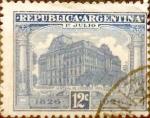 Sellos de America - Argentina -  Intercambio 0,40 usd 12 cents. 1926