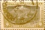 Sellos de America - Argentina -  Intercambio 0,30 usd 2 cents. 1910