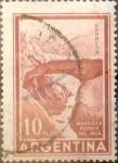 Sellos del Mundo : America : Argentina : Intercambio 0,20 usd 10 pesos 1960