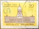 Sellos de America - Argentina -  Intercambio 0,20 usd 30 pesos1974