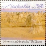 Stamps : Oceania : Australia :  Intercambio 0,85 usd 39 cents.1988