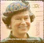 Stamps : Oceania : Australia :  Intercambio 0,45 usd 37 cents.1988