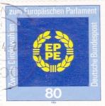 Sellos de Europa - Alemania -  Emblema Parlamento