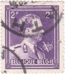 Stamps Belgium -  Leopoldo III