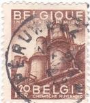Stamps Belgium -  Industria Quimica