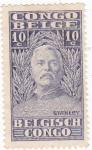 Stamps Democratic Republic of the Congo -  Explorador Stanley