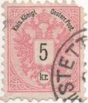 Sellos de Europa - Austria -  Y & T Nº 42