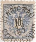 Stamps : Europe : Austria :  Y & T Nº 43