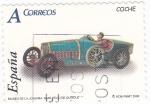 Sellos de Europa - España -  Juguetes- coche de hojalata  (17)