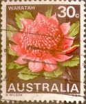 Stamps : Oceania : Australia :  30 cents. 1968