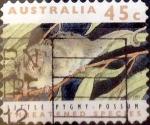 Sellos de Oceania - Australia -  Intercambio 0,75 usd 45 cents. 1992