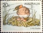 Sellos de Oceania - Australia -  Intercambio 0,20 usd 20 cents. 1978