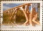 Sellos de Oceania - Australia -  Intercambio 0,80 usd 50 cents. 2004