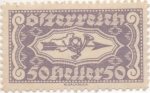 Stamps : Europe : Austria :  Y & T Nº 64 - Timbre
