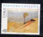 Sellos de America - Chile -  Pintura Chilena: