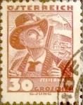 Sellos del Mundo : Europa : Austria :  Intercambio ma4s 0,20 usd 30 g 1934